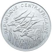 100 francs (type 2) -  avers