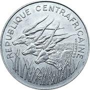 100 francs (type 2) – avers