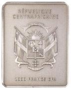 1000 Francs CFA (Al Capone) – avers