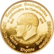 3000 francs (10ème anniversaire de l'Indépendance) – avers