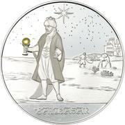 10 francs Roi Mage Baltasar – revers