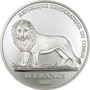 10 francs Roi Mage Gaspar – avers