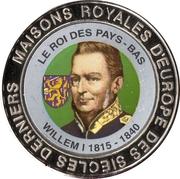 5 francs (Nederland Roi Willem I) – revers