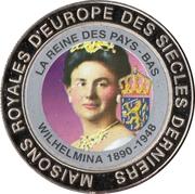 5 francs (Nederland Reine Wilhelmina) – revers