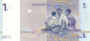 1 Francs – revers