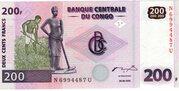 200 Francs – avers