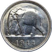 50 francs - Léopold III – avers