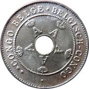 10 centimes - Albert I – avers