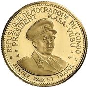 10 francs (5ème anniversaire de l'indépendance) – avers