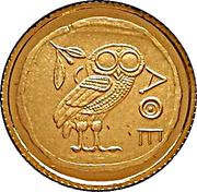 20 Francs (Hibou) -  revers
