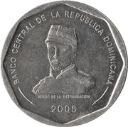 25 pesos -  avers