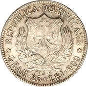 5 francos – avers