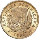 10 centesimos de franco – avers