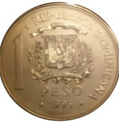 1 peso (Nations unies) – revers