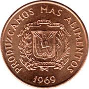 1 centavo (FAO) – avers