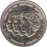 25 centavos -  revers