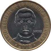 5 pesos -  avers