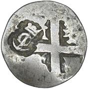 ½ escalin (Saint Domingue, contremarque) – avers