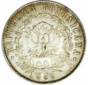 10 reales (Essai) – avers