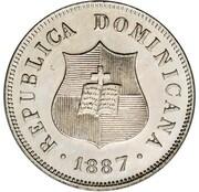 2½ Centavos (Essai) – avers