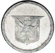 1 Centavo (Essai) – avers