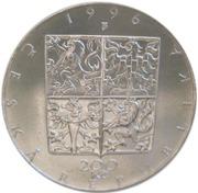 200 Korun (Czech Philharmony) – avers