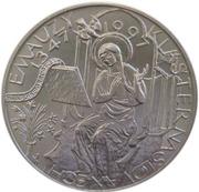 200 Korun (Monastery Na Slovanech - Emauzy) – revers