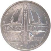 200 Korun (NATO) – revers