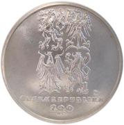 200 Korun (NATO) – avers