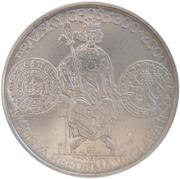 200 Korun (Wenceslas II's currency reform) – revers