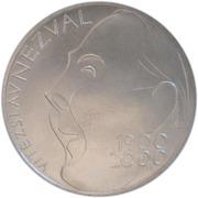 200 Korun (Vítezslav Nezval) – revers