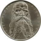 200 korun (Josef Hlávka) – revers