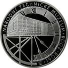 200 Korun (National Technical Museum) – revers