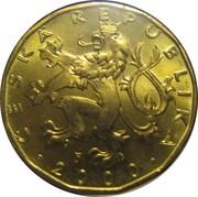 20 korun  (astrolabe) – avers