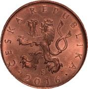 10 korun – avers