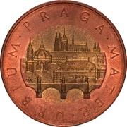 50 korun – revers