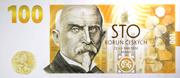 100 Korun Alois Rašín – avers