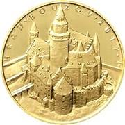 5000 Korun (Bouzov Castle) -  avers