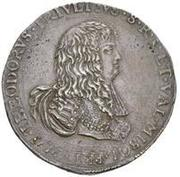 2 filippi - Antonio Teodoro Trivulzio – avers