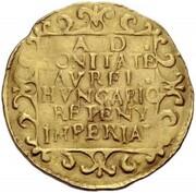 2 Ducat Antonio Gaetano Trivulzio-Gallio – revers