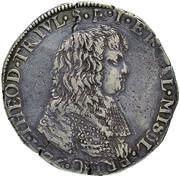 1 Filippo - Antonio Teodoro Trivulzio (Stretto) – avers