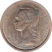 1 franc (Essai) – avers