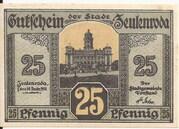 25 Pfennig (Zeulenroda) – avers