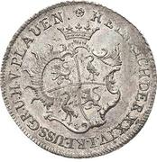 ⅓ Thaler - Heinrich XXIV. – avers