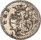1 Pfennig - Heinrich XXIV. – avers