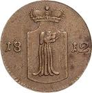 1 Pfennig - Heinrich LI. – avers