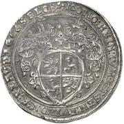 1 Thaler - Heinrich II. (Lobenstein ; Posthume) – avers