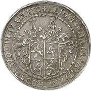 1 Thaler - Heinrich IV. and Heinrich V. – avers