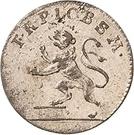 3 Pfennig - Heinrich XXXV – avers