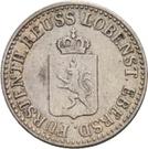 ½ Silbergroschen - Heinrich LXXII – avers